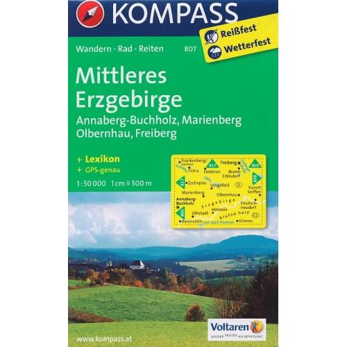 807 MITTLERES ERZGEBIRGE
