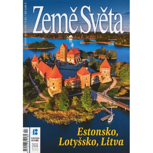 ZEMĚ SVĚTA 2/2018 - ESTONSKO, LOTYŠSKO, LITVA