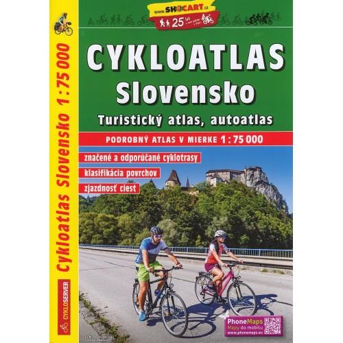 CYKLOATLAS SLOVENSKO