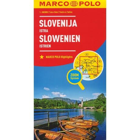 SLOVINSKO, ISTRIE