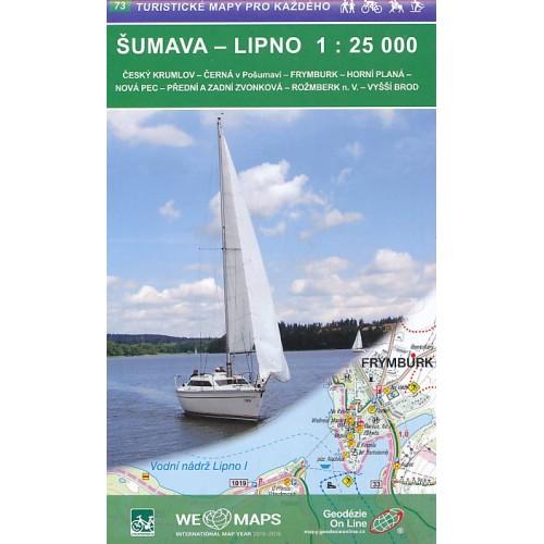 73 ŠUMAVA - LIPNO