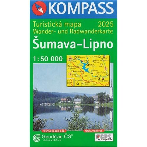 2025 ŠUMAVA-LIPNO