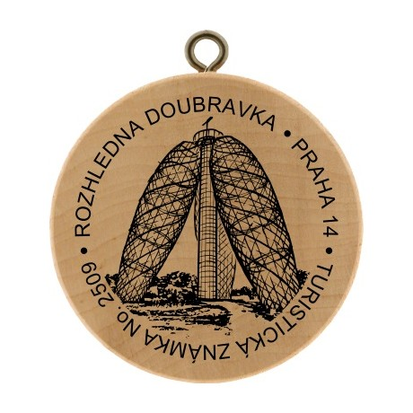 TZ No. 2509 ROZHLEDNA DOUBRAVKA - PRAHA 14