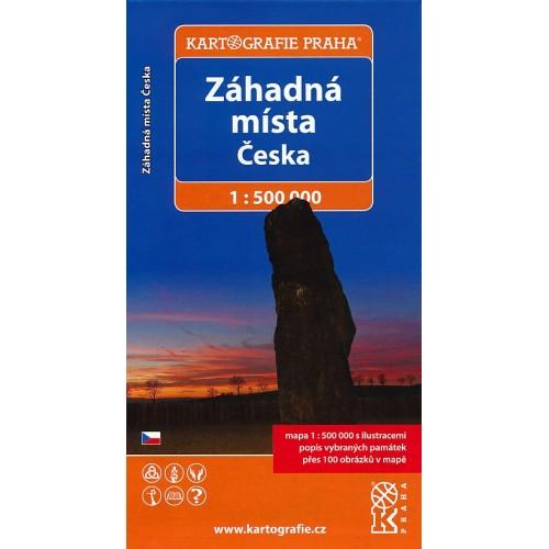 ZÁHADNÁ MÍSTA ČESKA
