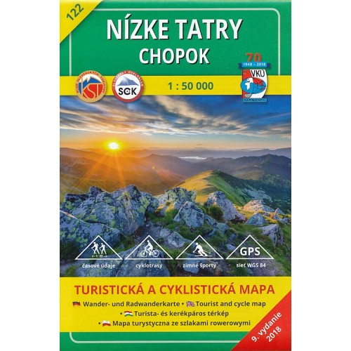 122 NÍZKE TATRY - CHOPOK