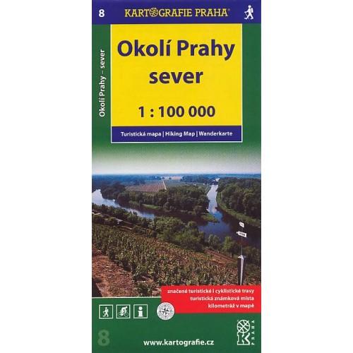 8 OKOLÍ PRAHY-SEVER