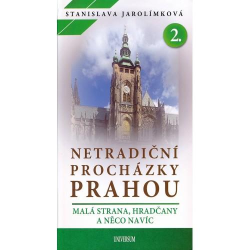 NETRADIČNÍ PROCHÁZKY PRAHOU 2.