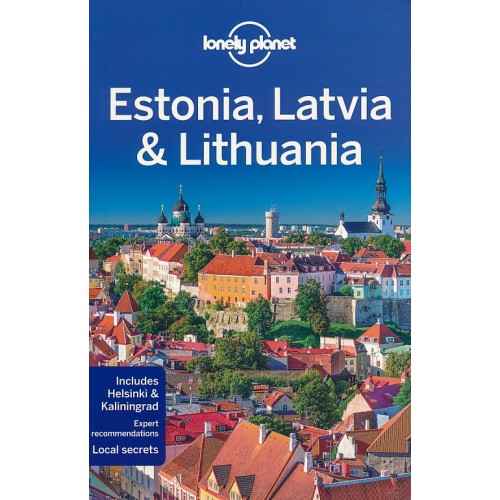ESTONSKO, LOTYŠSKO & LITVA