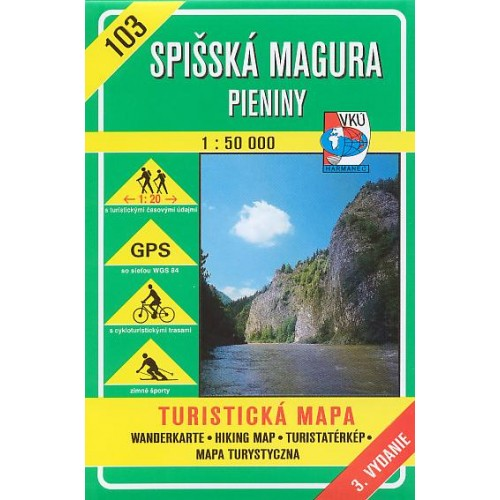 103 SPIŠSKÁ MAGURA-PIENINY