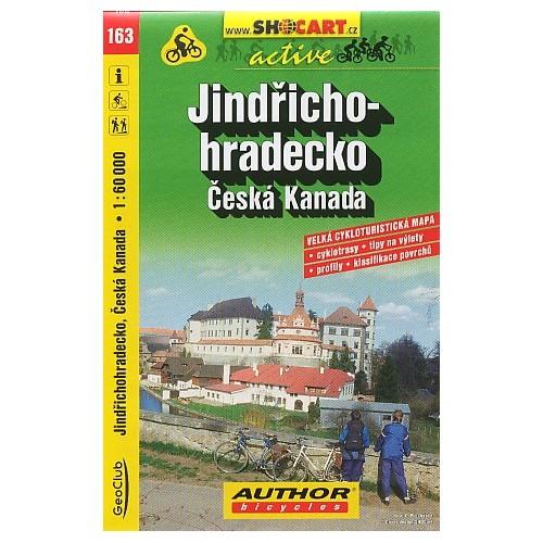 163 JINDŘICHOHRADECKO, ČESKÁ KANADA