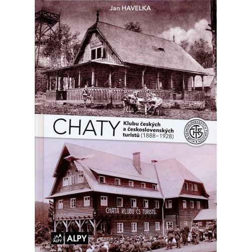 CHATY KLUBU ČESKOSLOVENSKÝCH TURISTŮ (1888-1928)