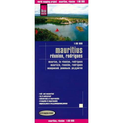 MAURICIUS, RÉUNION, RODRIGUES