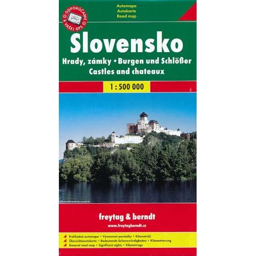 SLOVENSKO - HRADY, ZÁMKY