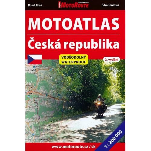 MOTOATLAS ČESKÁ REPUBLIKA