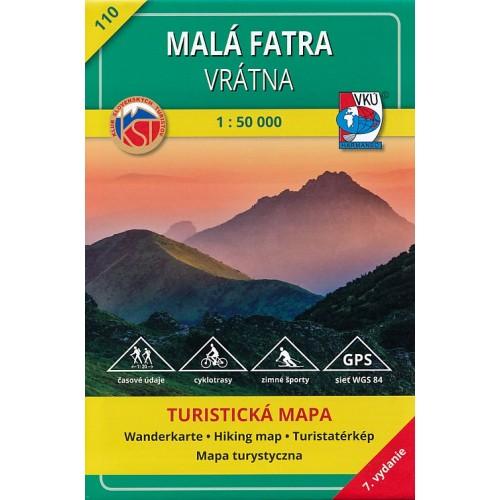 110 MALÁ FATRA - VRÁTNA
