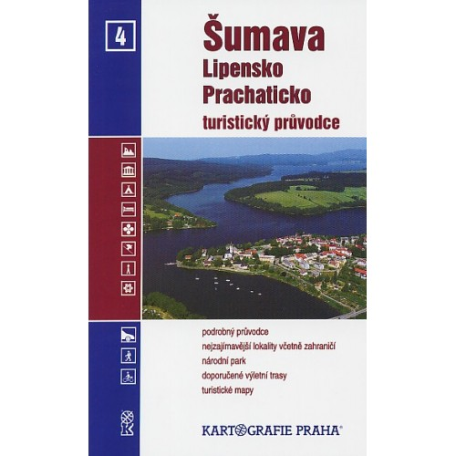4 ŠUMAVA-LIPENSKO, PRACHATICKO