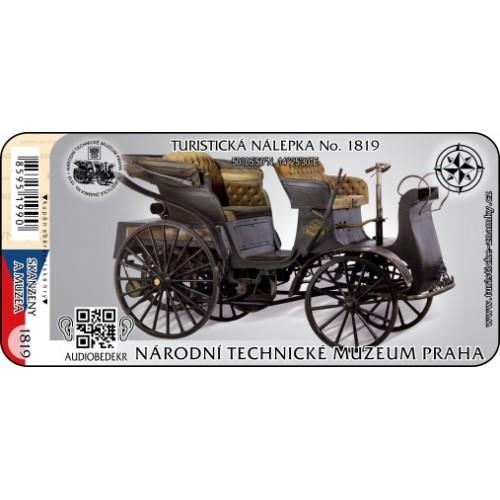 TN No. 1819 NÁRODNÍ TECHNICKÉ MUZEUM PRAHA