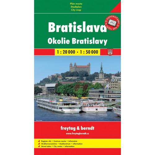 BRATISLAVA, OKOLÍ BRATISLAVY