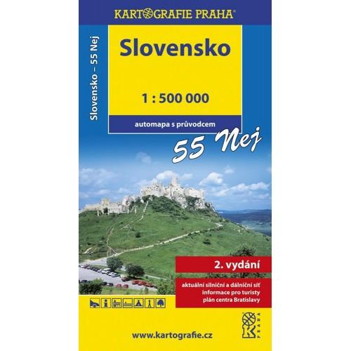 SLOVENSKO - 55 NEJ