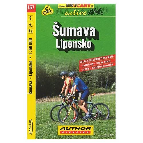 157 ŠUMAVA-LIPENSKO