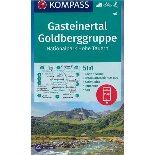 40 GASTEINERTAL, GOLDBERGGRUPPE, NATIONALPARK HOHE TAUERN