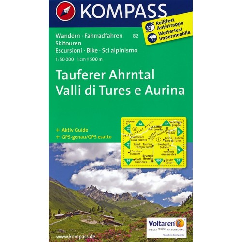 82 TAUFERER AHRNTAL / VALLI DI TURES E AURINA