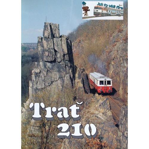 TRAŤ 210 (POSÁZAVSKÝ PACIFIK)