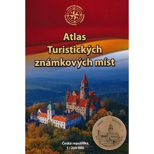 ATLAS TURISTICKÝCH ZNÁMKOVÝCH MÍST ČESKÁ REPUBLIKA