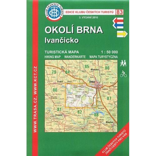 83 OKOLÍ BRNA-IVANČICKO