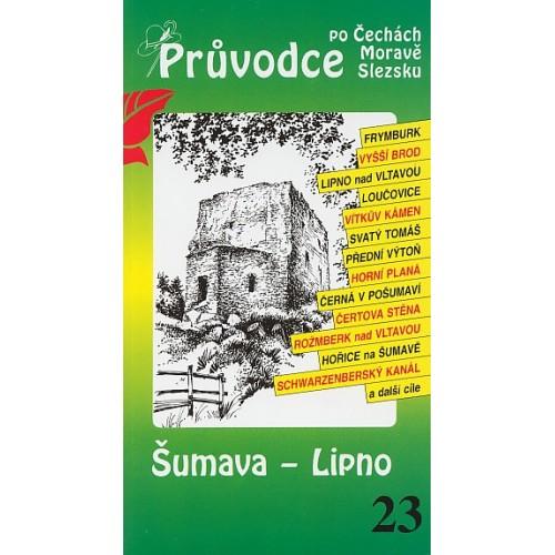 23 ŠUMAVA-LIPNO