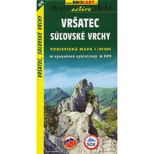 1076 VRŠATEC, SÚĽOVSKÉ VRCHY