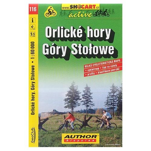 116 ORLICKÉ HORY, GÓRY STOLOVE
