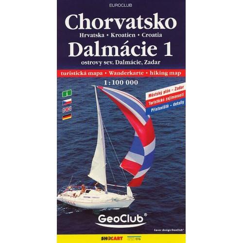 CHORVATSKO-DALMÁCIE 1