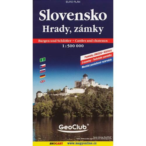 SLOVENSKO-HRADY, ZÁMKY