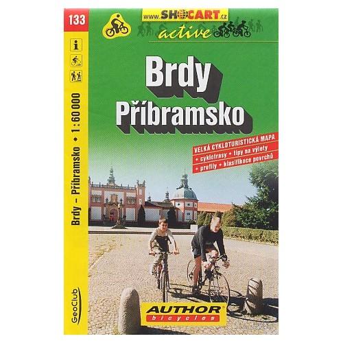 133 BRDY-PŘÍBRAMSKO