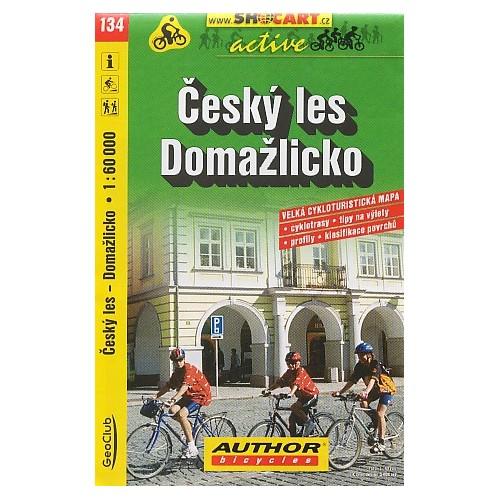 134 ČESKÝ LES-DOMAŽLICKO