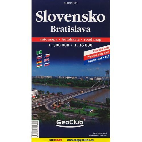 SLOVENSKO-BRATISLAVA