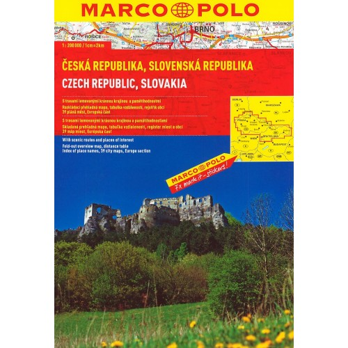 ČESKÁ REPUBLIKA, SLOVENSKÁ REPUBLIKA