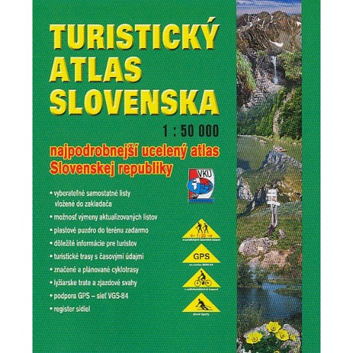 TURISTICKÝ ATLAS SLOVENSKA